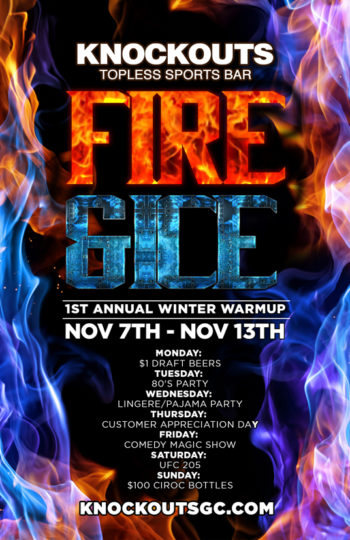 1st Annual Winter Warmup